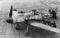 Messerschmitt Me-109: All Hands On