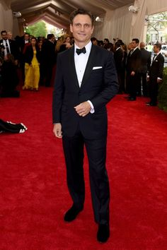 Pin for Later: Seht alle Stars bei der Met Gala Tony Goldwyn