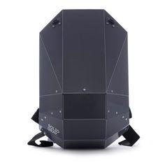 Solid Gray Backpack Designer: Solid Gray   $199