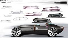 BENTLEY BLOWER : Reinterpret the essence of the Blower by Manguesh Damania, via Behance