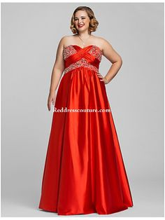 Strapless Floor-length Charmeuse Prom Dresses only at $119.99 and Save: 65%