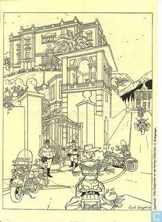 Comic Book - Franka - Nieuwsbrief
