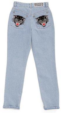 Topshop High Rise Ripped Mom Jeans Regular Amp Petite