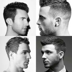 Elegant The Best Hairstyles U0026 Haircuts For Men With Receding Hairline