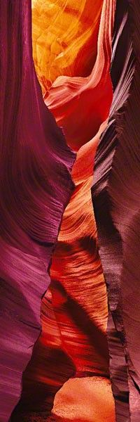 Vertigo - Canyons / Arches - The Work