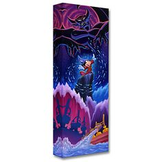 Sorcerer Mickey Mouse ''Triumph of Imagination'' Giclée by Tim Rogerson | Disney Store