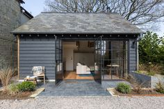 The Craftsman's Cottage: a shoppable, luxury holiday home Cottage Design, House Design, Garden Design, Cottages England, Garden Cabins, Garden Houses, Craftsman Cottage, Cottage Garden Plants, Terrace Garden