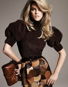 Photo of fashion model Hilary Rhoda - ID 196862 Fashion Poses, Fashion Shoot, Editorial Fashion, Couture Mode, Couture Fashion, Hilary Rhoda, Mode Editorials, Fashion Editorials, Harpers Bazaar