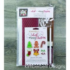 Deluxe Embroidery Tool /& Scissor Set Designers KimberBell Sewing Scissors Kim Christopherson