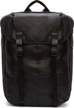 Lanvin - Black Leather