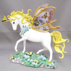 Graceful Elegance Unicorn Lena Liu Bradford Exchange | eBay