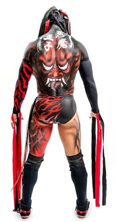 Anyone got pictures of Balor's back pieces for the demon ...