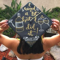 49 Likes, 6 Comments – Jacklyn Diane Designs (Jacklyn McMillan.designs) on Insta… – Maria Smith - Touching and Emotional Image Funny Graduation Caps, Graduation Cap Designs, Graduation Cap Decoration, Nursing Graduation, Graduation Pictures, College Graduation, Grad Pics, Graduation Ideas, Grad Hat