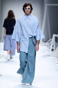Male Fashion Trends: C.J. Yao Spring-Summer 2017 - Shanghai Fashion Week