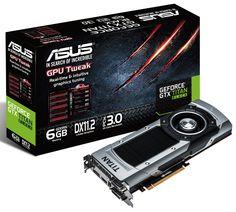 ASUS GTX Titan Black