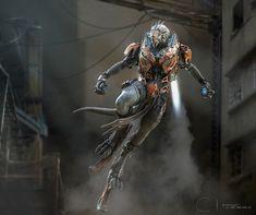 Alien Grenadier