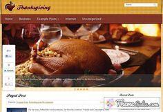 Thanksgiving - http://themesales.com/smthemes-thanksgiving/