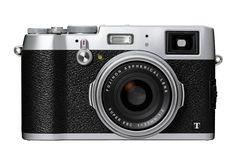 Fujifilm X100T silber - aus dem #SUPR #Shop #X-Kamera