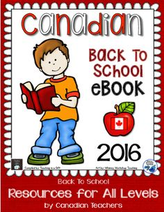 NEW 2016-2017Top Canadian TpT Stores: FREE Back to School eBook for Grades K-12 Welcome Back Teachers!Some awesome Canadian TpT sellers have been busy these last few weeks getting ready to go back to school! To help you get started or add to your planned classroom resources, we have created a NEW collaborative eBook full of great teaching tips, products and freebies.Each page is packed with tips to help you adjust to being back to school in your classrooms.