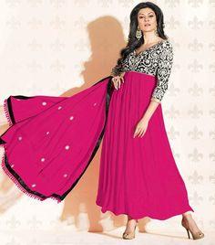 free shipping indian dress anarkali salwar by myglitteringworld, $199.99