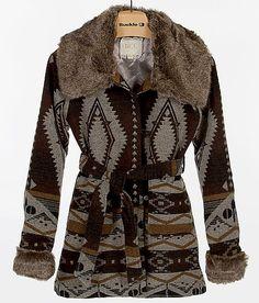 BKE Southwestern Coat