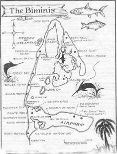 Map of Bimini Islands in Bahamas - bimini bahamas • mappery