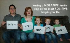 HIV-Positive Dad Shares Powerful Photo With His HIV-Negative Family
