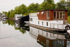 Sunny, spacious, family houseboat in Kopenhagen