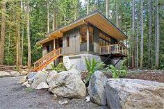 Lovely little bushland cabin