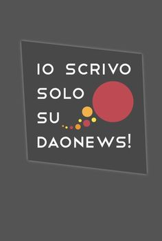 Prima maglietta DaoNews