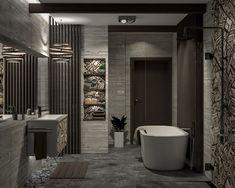 Luxury Design Modern Bathroom, Bathtub, Luxury, Design, Standing Bath, Funky Bathroom, Bathtubs, Bath Tube