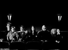 horror creepy the addams family addams family