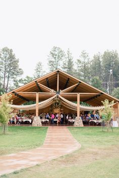 Wedding Venue Ideas 10 Amazing Northwest Wedding Venues - This festive fall wedding at Custer State Park Resort was full of jewel toned flowers and bursting with elegantly-done DIY rustic decor. Pavilion Wedding, Outdoor Pavilion, Outdoor Wedding Venues, Park Pavilion, Rustic Wedding Venues, Wedding Events, Best Wedding Venues, Wedding Barns, Destination Wedding