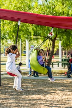 Zipkrooz assisted - Accessible Playgrounds