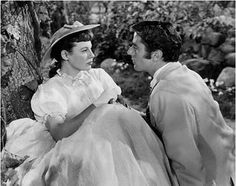 "Peter Lawford and June Allyson in ""Little Women"""