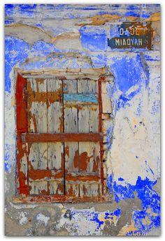 Αποτέλεσμα εικόνας για πίνακες ζωγραφικης ρημαγμενων σπιτιων