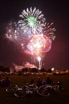 4th july fireworks near denver
