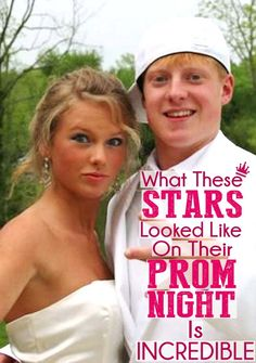These celebs were awesome when they were young. From superb to the most embarassing and awkward moments of their prom. Watch and you will surely smile! Awkward Photos, Awkward Moments, Celebrity Prom Photos, Braided Hairstyles, Wedding Hairstyles, African Hairstyles, Mrs Hudson, Trend Fashion, Fashion Brands