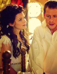 "Once Upon a time - Snow White and Prince Charming  ""I am afraid...I'm afraid I won't be a good father."""
