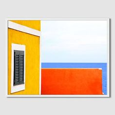 Lonely Horizons Looking For Summer Art Print Mirror Wall Art, Home Wall Art, Artwork Wall, Mirrors, Framed Prints, Canvas Prints, Art Prints, Contemporary Wall Art, Modern Wall