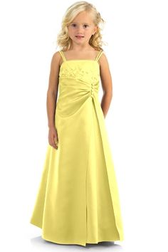 Cute #Junior #BridesmaidDress #AlexiaDesigns