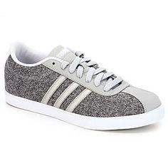 Adidas Neo Courtset Women\u0027s Sneaker (GREY) | Rack Room Shoes