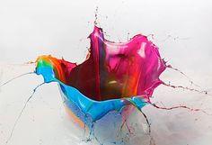 Paint Action mit Fabian Oefner