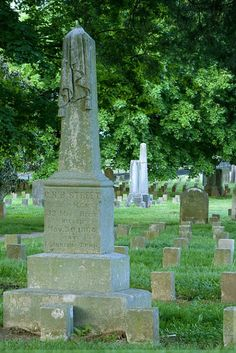 Confederate cemetery for the soldiers who died in the Civil War Battle of Franklin, 1864, Franklin, Tennessee