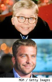 a christmas story ralphie aka peter billingsley then and now - Christmas Story Cast Now