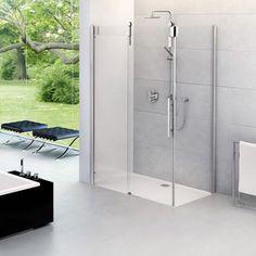 Besser bodengleich Duschen