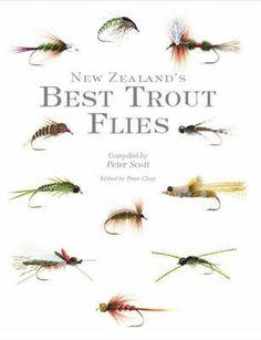 New Zealand's Best Trout Flies Trout Fishing Tips, Fishing Rigs, Fly Fishing, Best Trout Flies, Fly Tying, Outdoor Activities, Home Art, New Zealand, Rivers