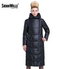 La Vogue Cappotto Invernale da Donna più Velluto Giubbotto