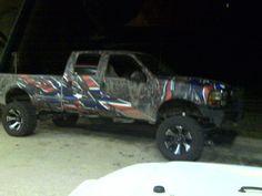 camo ford trucks lifted | Tuesday Utes LII~ American Edishun!