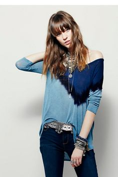We The Free Chelsea Tee at Free People Clothing Boutique